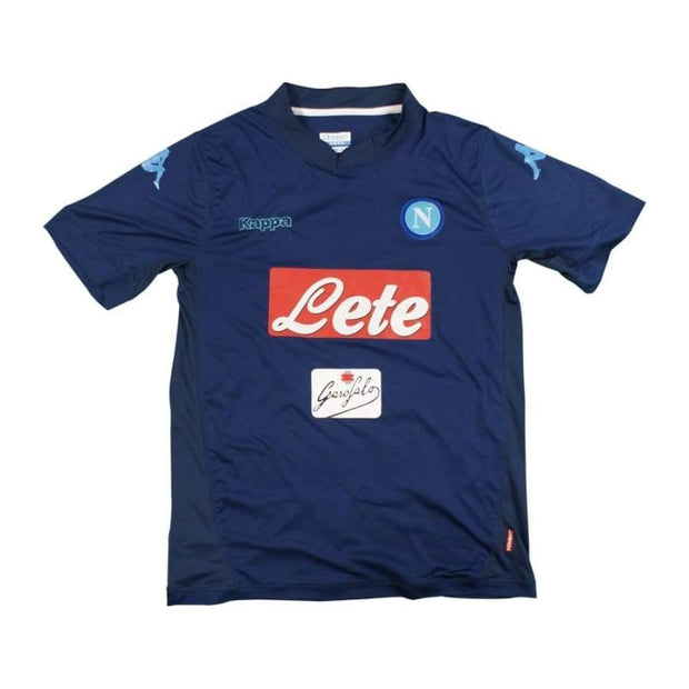 2017-2018 Naples vintage football shirt #14 Mertens