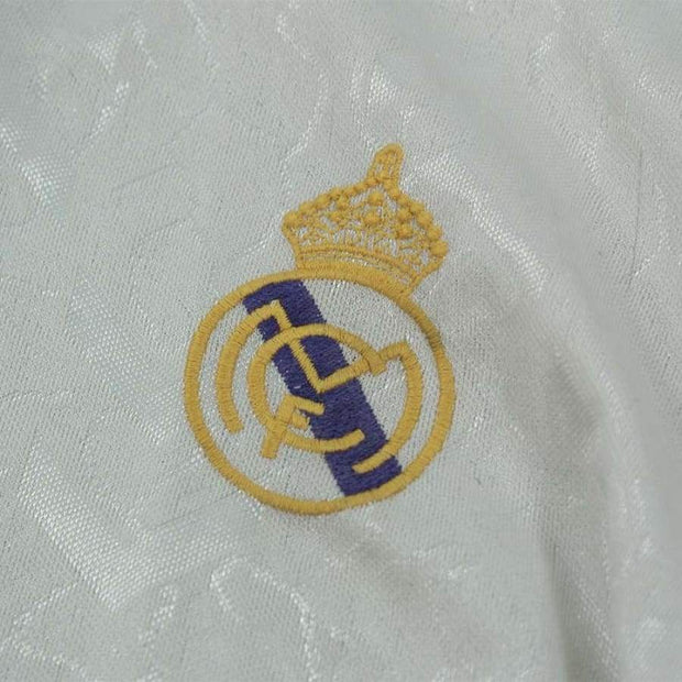 1992-1993 Real Madrid vintage football shirt