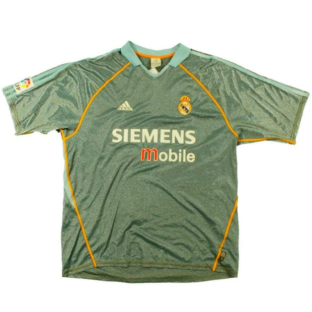 2003-2004 Real Madrid vintage football shirt