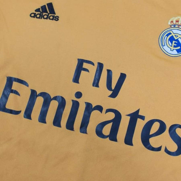 2013-2014  Real de Madrid third vintage football shirt League des Champions