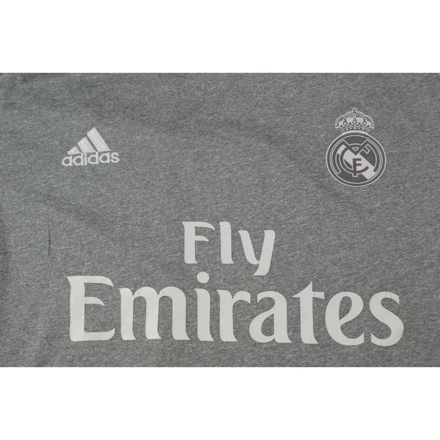 2015-2016 Real de Madrid away vintage football shirt #2 VARANE