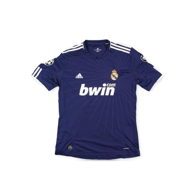 2011 Real de Madrid vintage football shirt league des champions