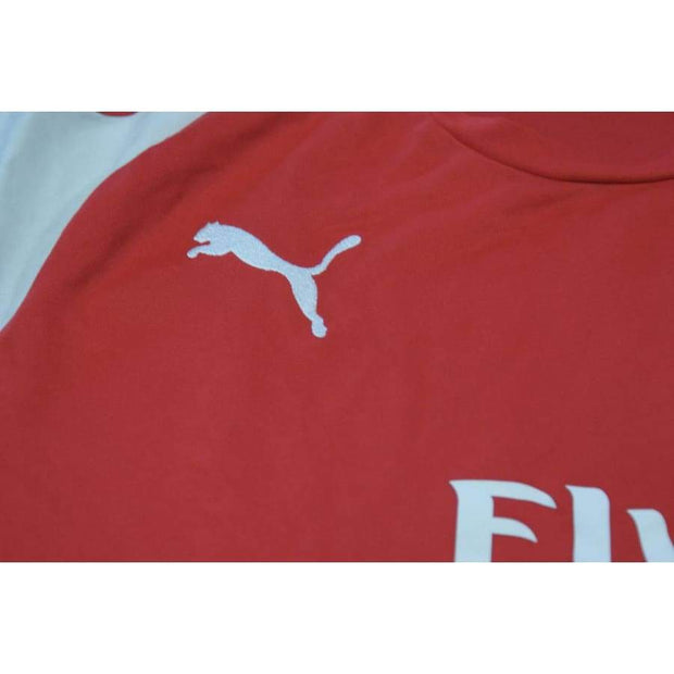 Maillot de football retro Arsenal 2014-2015 - Puma - Arsenal