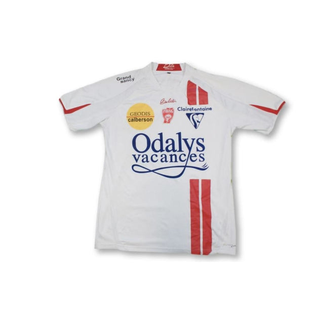 2009-2010 AS Nancy-Lorraine vintage football shirt