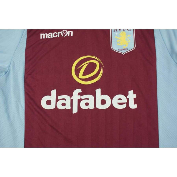 2013-2014 Aston Villa FC vintage football shirt