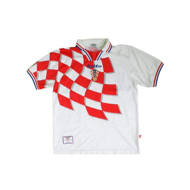1998-1999 Home Croatia vintage football shirt
