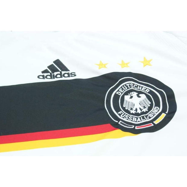 2007-2008 Germany home classic football shirt