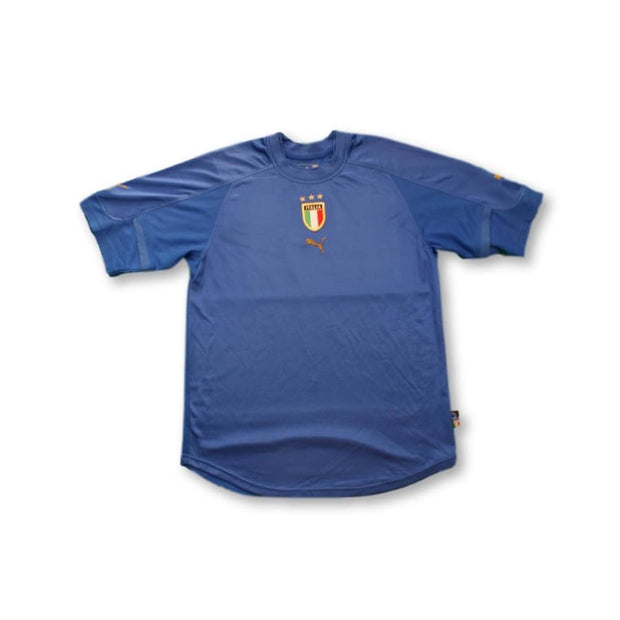 1990s Italy home classic football shirt