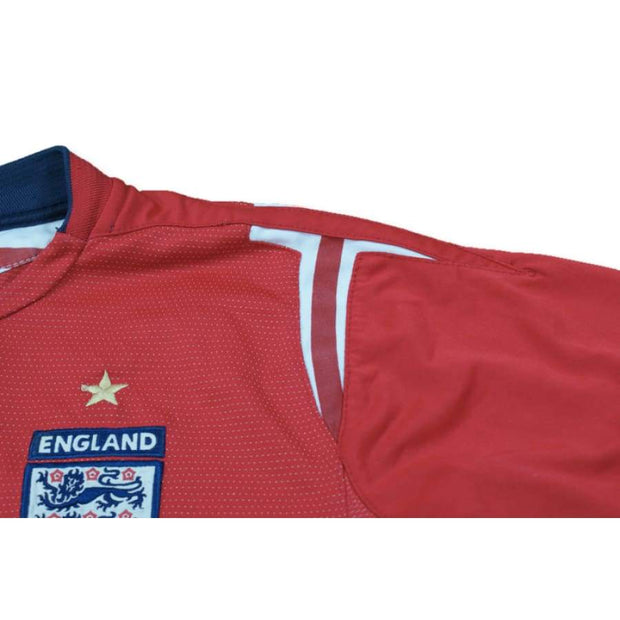 2004-2005 England vintage football shirt