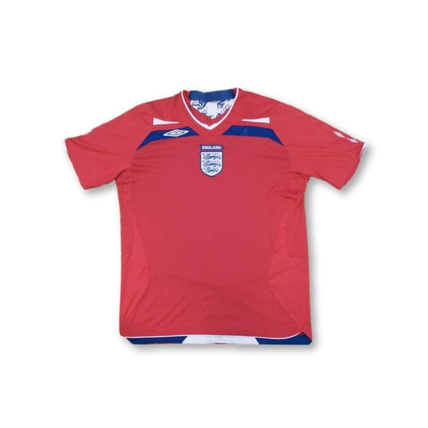 2008-2009 England vintage football shirt