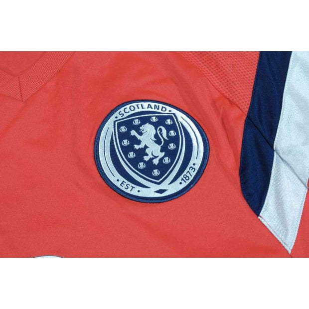 1986-1987 Scotland vintage football shirt