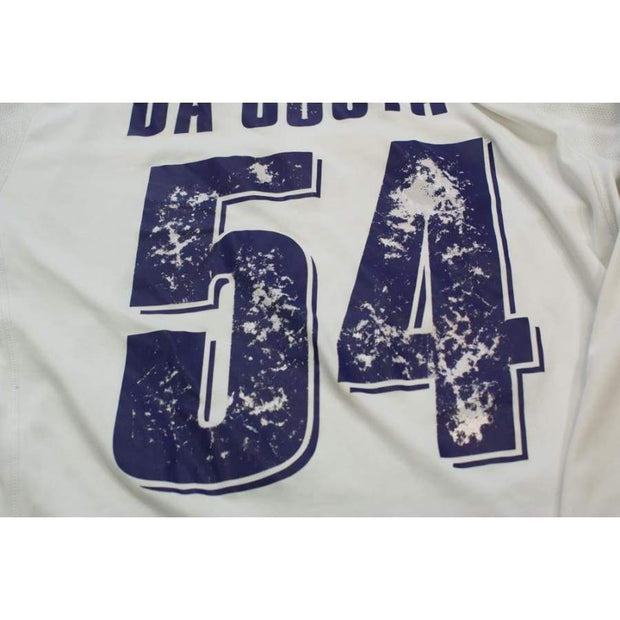 2008-2009 AC Fiorentina away classic football shirt #54 DA COSTA