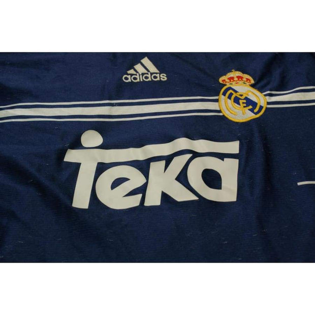 1998-1999 Real Madrid away classic football shirt