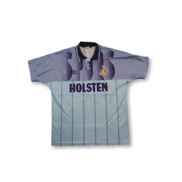 1991-1992 Away Tottenham Hotspur FC classic football shirt
