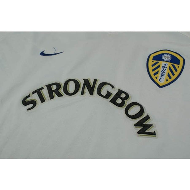 2000-2001 Leeds United vintage football shirt