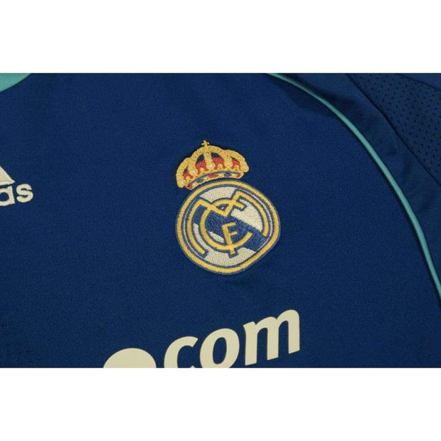 2008-2009 Real Madrid vintage football shirt