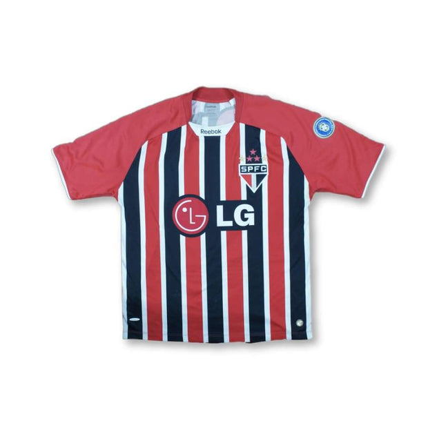 2009-2010 Sao Paulo vintage football shirt #10