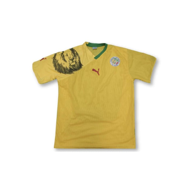 2000s Senegal fan classic football shirt