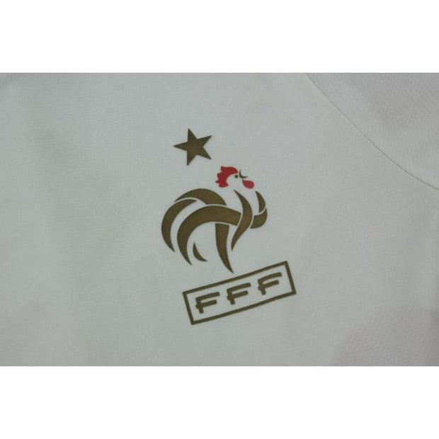 2010-2011 France fan vintage football shirt