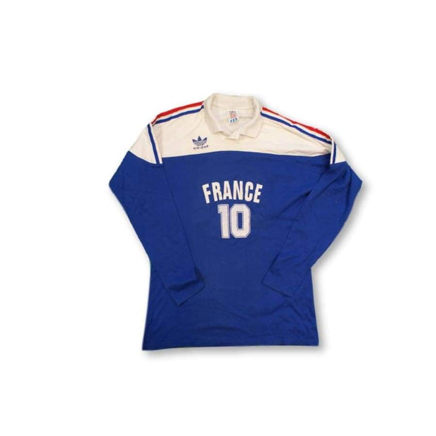 France fan classic football shirt #10