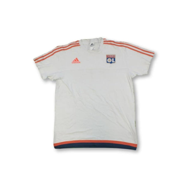 2010s Olympique Lyonnais fan vintage football shirt
