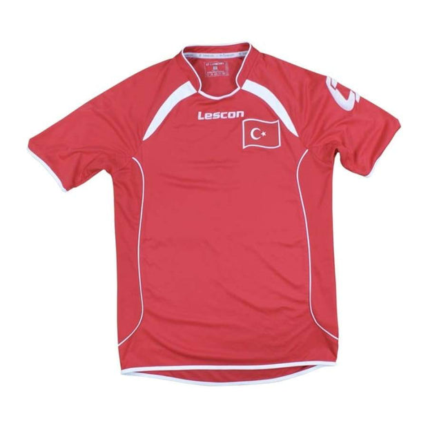 Turkey vintage football shirt
