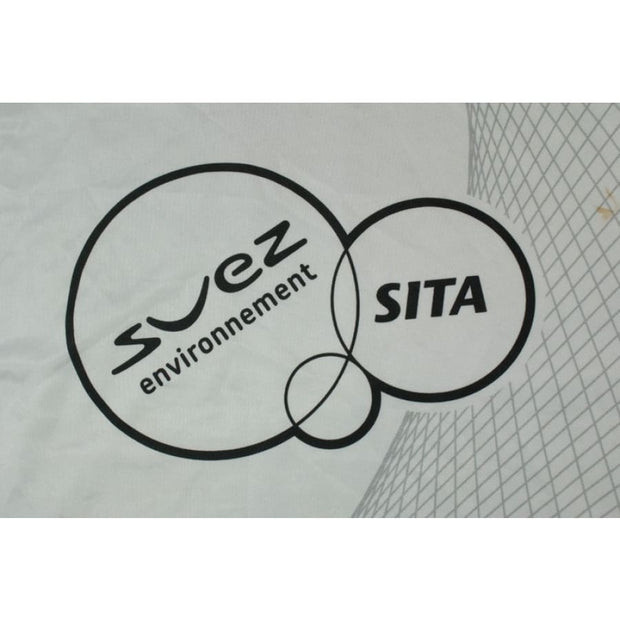 Valenciennes FC SUEZ SITA vintage football shirt