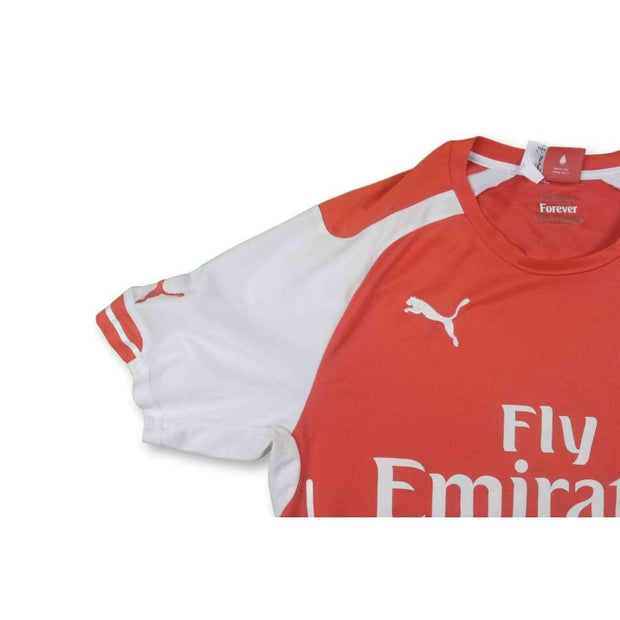 2014-2015 Arsenal vintage football shirt