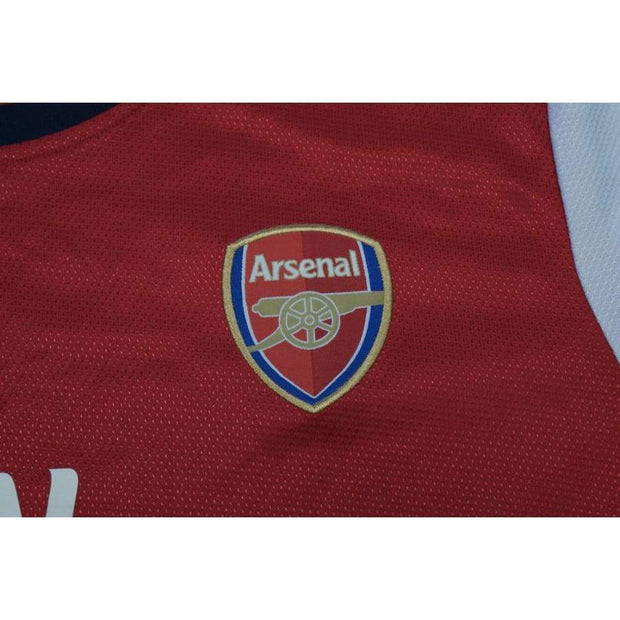 2012-2013 Arsenal vintage football shirt #9 PODOLSKI