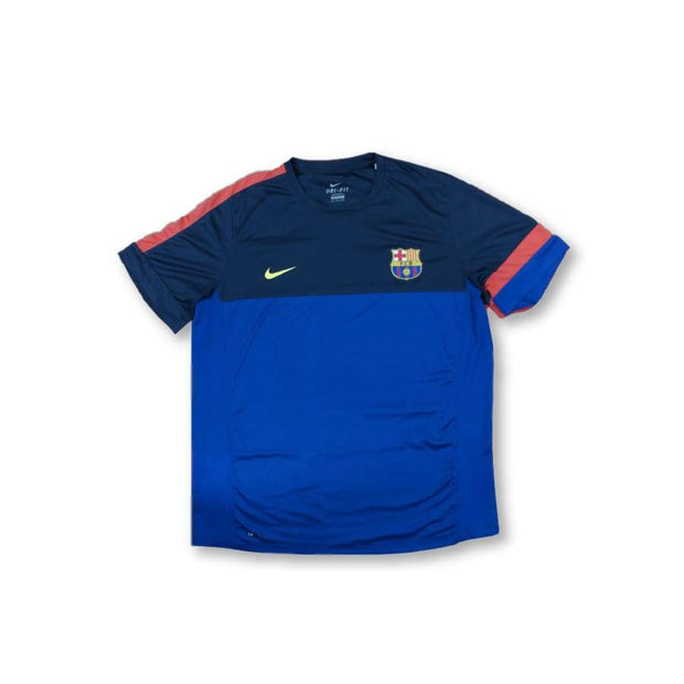 FC Barcelona vintage football shirt