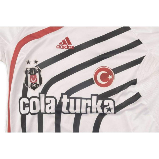 2009-2010 Besiktas vintage football shirt
