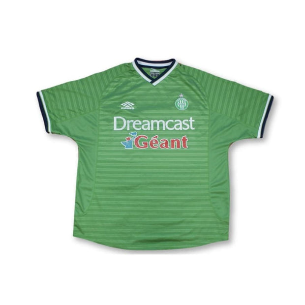 2000-2001 AS Saint-Etienne home vintage football shirt