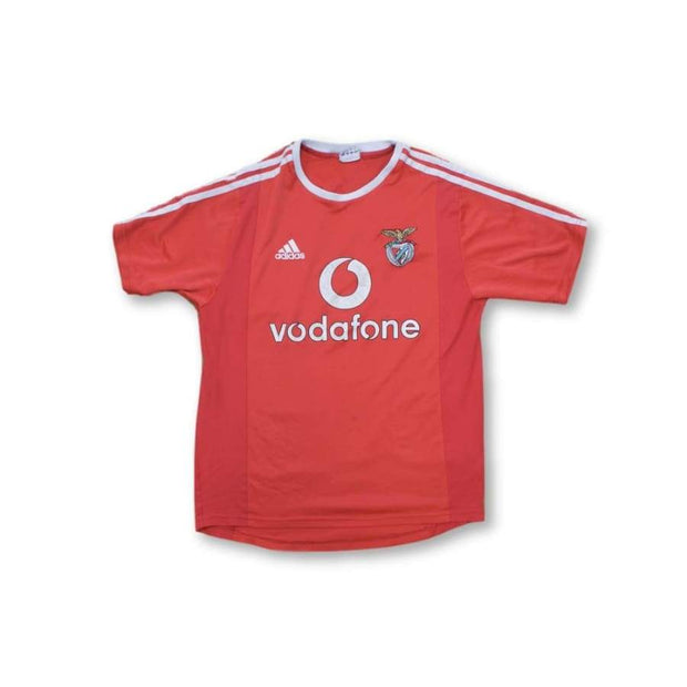 2003-2004 Benfica Lisbonne home vintage football shirt