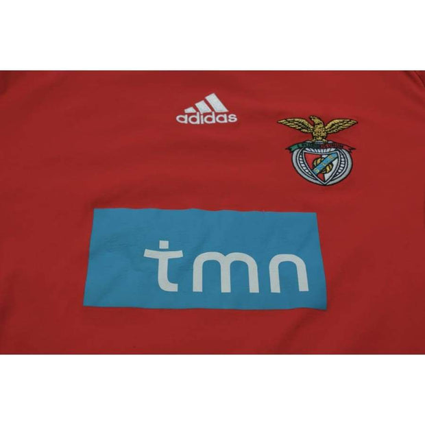 2008-2009 Benfica Lisbonne home vintage football shirt