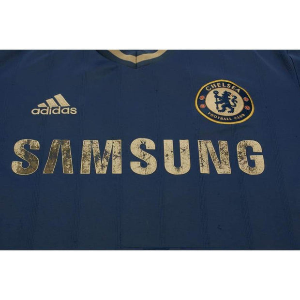 2013-2014 Chelsea FC home vintage football shirt #11 V.DIETSCH