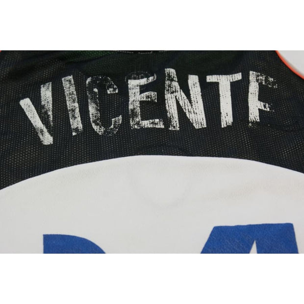 2004-2005 FC Valence vintage football shirt #14 VICENTE