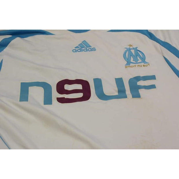 2007-2008 Olympique Marseille home vintage football shirt