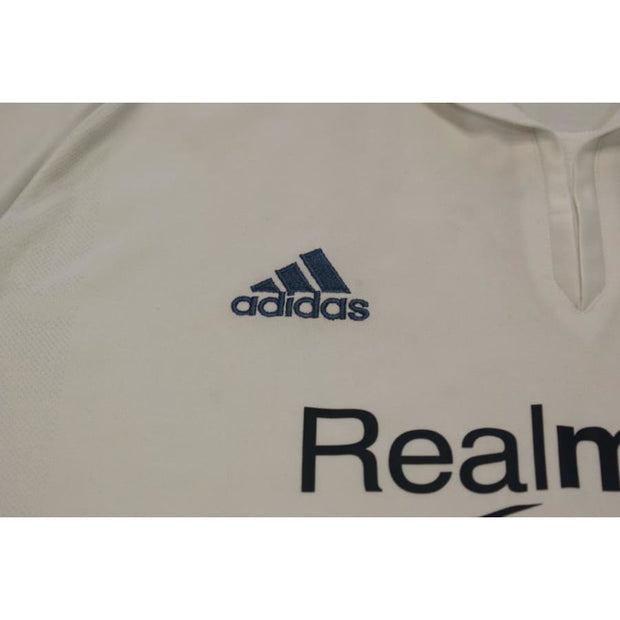 2001-2002 Real Madrid CF home vintage football shirt #23 GEORG