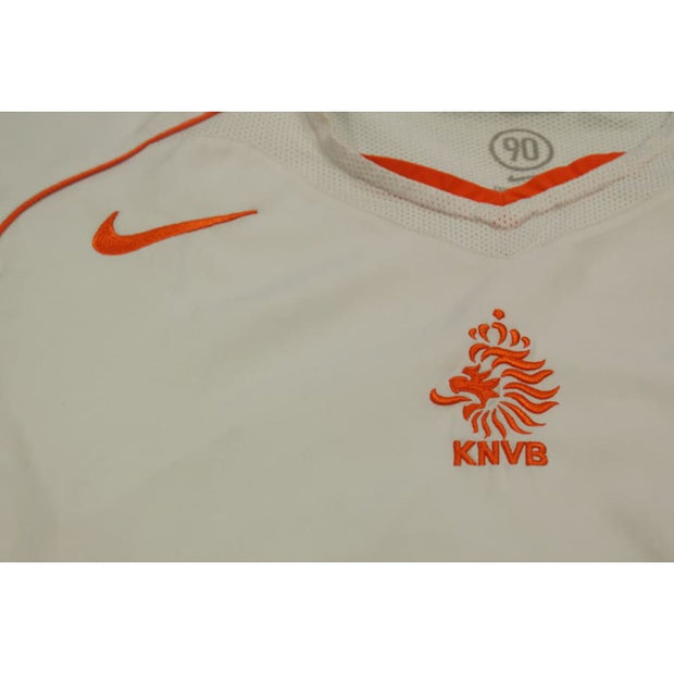 2004-2005 Netherlands away vintage football shirt