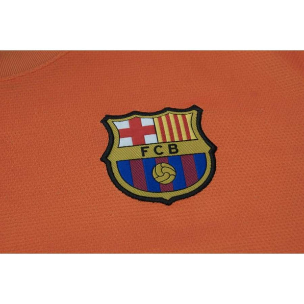 2012-2013 FC Barcelona away classic football shirt #8 A.INIESTA
