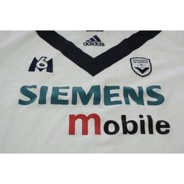 2001-2002 Bordeaux away vintage football shirt