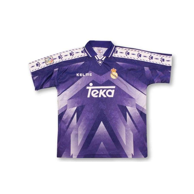 1996-1997 Real Madrid CF away vintage football shirt