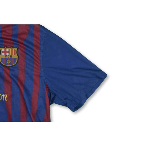 2011-2012 FC Barcelona classic football shirt
