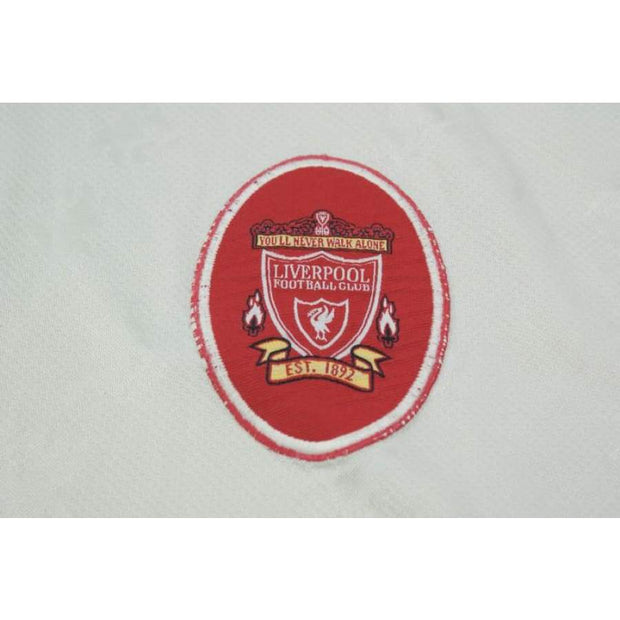 1996-1997 FC Liverpool classic football shirt