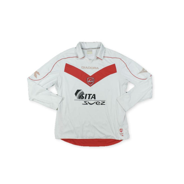 2008-2009 Valenciennes FC vintage football shirt