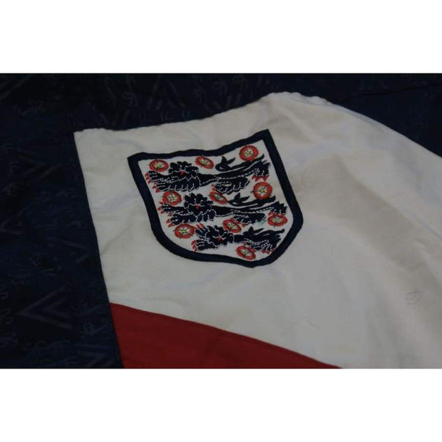 1990s England fan retro football jacket