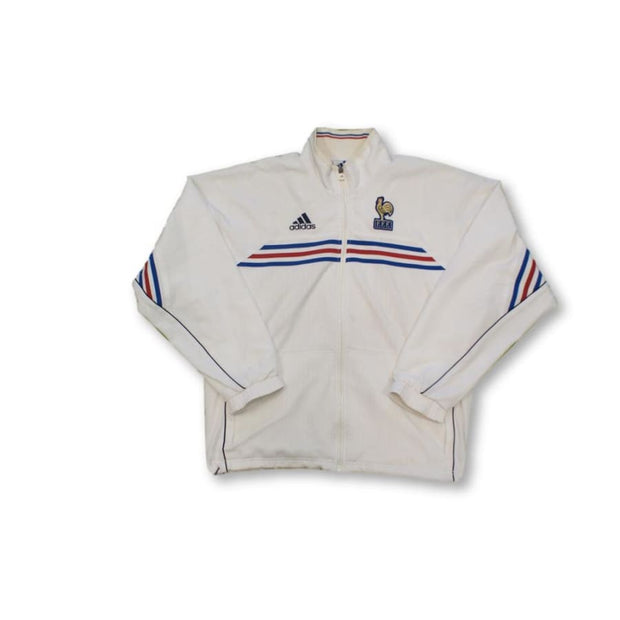 1998-1999 France fan vintage football jacket