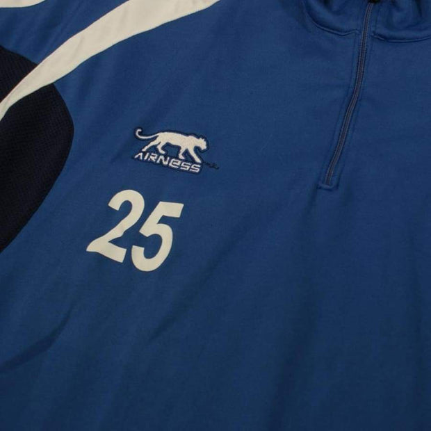 AJ Auxerre football jacket #25