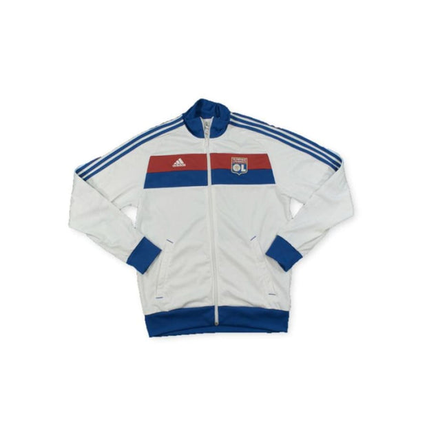 Olympique Lyonnais retro football jacket