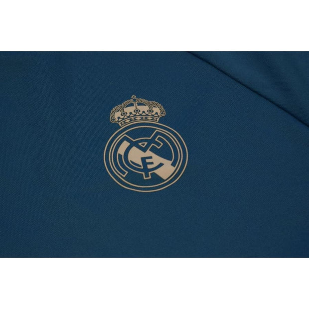 2010s Real Madrid Champions league retro football jacket